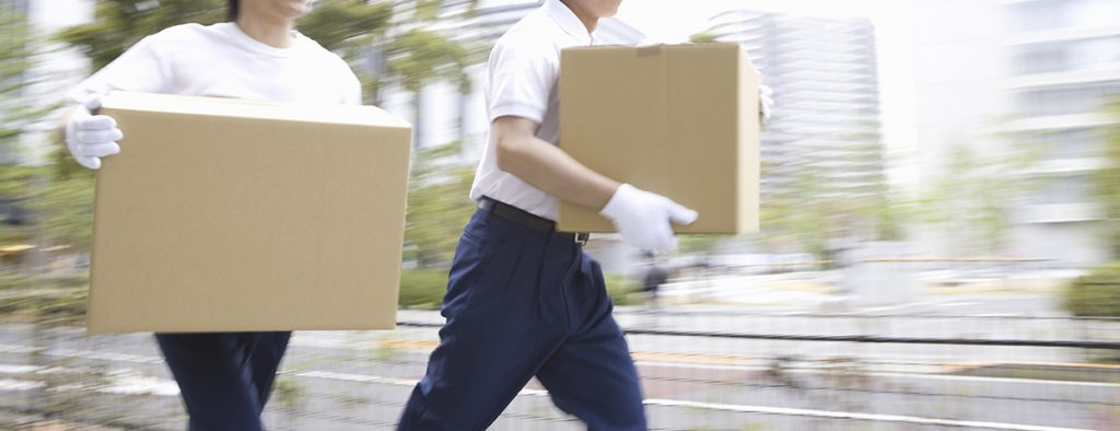 配送効率を上げる方法